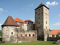 Hrad Strakonice - chata k pronajmutí Pracejovice - Makarov