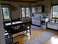 Přízemí3 - chata ubytování Frymburk - Lojzovy Paseky