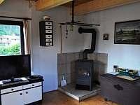 Přízemí5 - chata ubytování Frymburk - Lojzovy Paseky