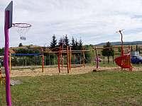 Dětské hřiště přímo ve Smrkovicích -