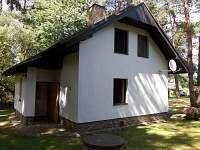 Chata k pronajmutí - dovolená Českobudějovicko rekreace Nuzice