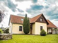 ubytování Strážkovice na chalupě