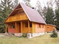 Chata k pronajmutí - okolí Suchdolu nad Lužnicí