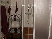 Koupelna - Chata U Čápa - k pronajmutí Hamr - Kosky
