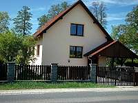 Penzion na horách - dovolená  Spolský rybník rekreace Třeboň