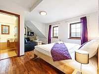 Pokoj č.3 - ubytování Číměř