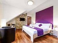Pokoj č.4 - ubytování Číměř
