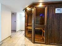 Sauna - ubytování Číměř