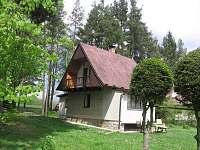 ubytování Libín na chatě
