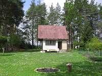 Chata k pronajmutí - chata ubytování Libín - 9