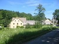Levné ubytování  Pěnenský rybník - Dřevo Penzion na horách - Potočná