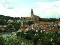 Český Krumlov - 22 km od chalupy