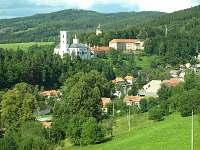 Hrad Rožmberk - 10 km od chalupy