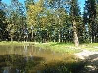 Chata Na Vobůrce - chata - 16 Hůrky u Lišova