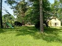 Chata Na Vobůrce - chata k pronajmutí - 8 Hůrky u Lišova