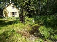 Chata Na Vobůrce - chata ubytování Hůrky u Lišova - 5