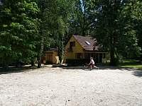 Chata Na Vobůrce - chata - 13 Hůrky u Lišova