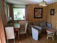 Obývací pokoj - Hůrky u Lišova