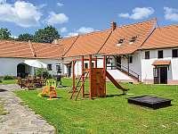 Apartmán na horách - okolí Boršova nad Vltavou
