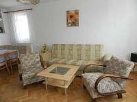 odpočinkový prostor k bytu č.1 - chalupa k pronájmu Velký Ratmírov