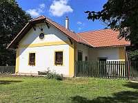 Chalupa k pronájmu - Sudoměřice u Bechyně