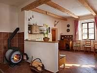 kamna a kuchyně
