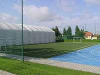 sportovní stadion Bechyně
