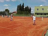 tenis bechyně