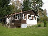 Chata ubytování v Jenišově