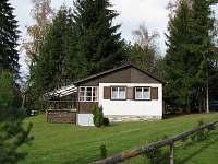 chata Jenišov - celkový pohled