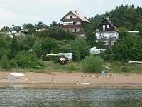 Chata z jezera
