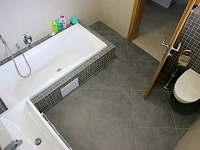koupelna - rekreační dům k pronajmutí Suchdol nad Lužnicí