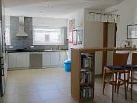 kuchyně - rekreační dům k pronájmu Suchdol nad Lužnicí
