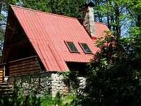 Chata Lužnice - ubytování Lužnice