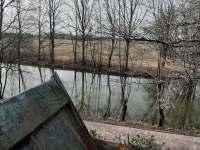 pohled na řeku - Lužnice