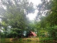 Pohled z řeky - Lužnice
