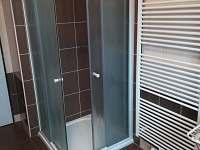 koupelna - chalupa ubytování Hluboká u Borovan