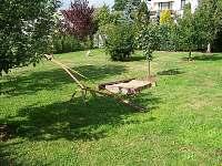 zahrada - chalupa k pronájmu Hluboká u Borovan
