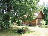 Usedlost Kindlovna - srub ubytování Staňkov - 2