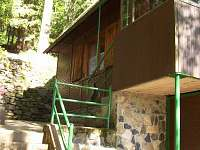 Chata k pronajmutí - dovolená  Ratmírovský rybník rekreace Malý Ratmírov