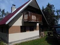 ubytování Svatý Tomáš na chatě k pronájmu