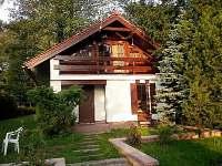 Chata k pronájmu - okolí Sezimova Ústí