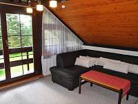 Obyvaci pokoj s rozkladaci sedackou