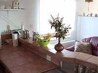 Kuchyně 1 - chata ubytování Laziště u Orlíka