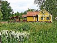 Chalupa k pronájmu - dovolená  Opatovický rybník rekreace Hrachoviště u Třeboně