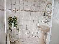 koupelna se sprchovým koutem V672 - Hrachoviště u Třeboně