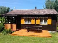 Chaty a chalupy Nový Dvůr - Vltava na chatě k pronajmutí - Dobronice u Bechyně