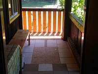 Krytá veranda