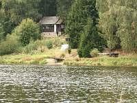 Chata k pronajmutí - okolí Olšan