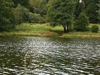 přístup do vody - Kunžak